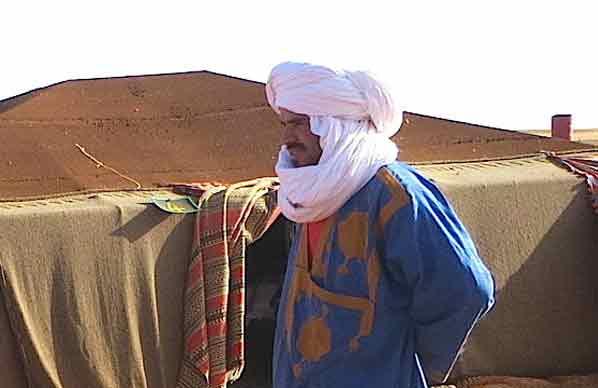 Marokko Beduine