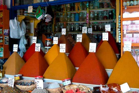 Marokko - Marrakesch - Djemaa el Fna - Nachtmarkt