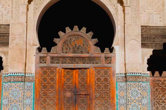 marokko-Fes-Madrasa-Bou-Inania