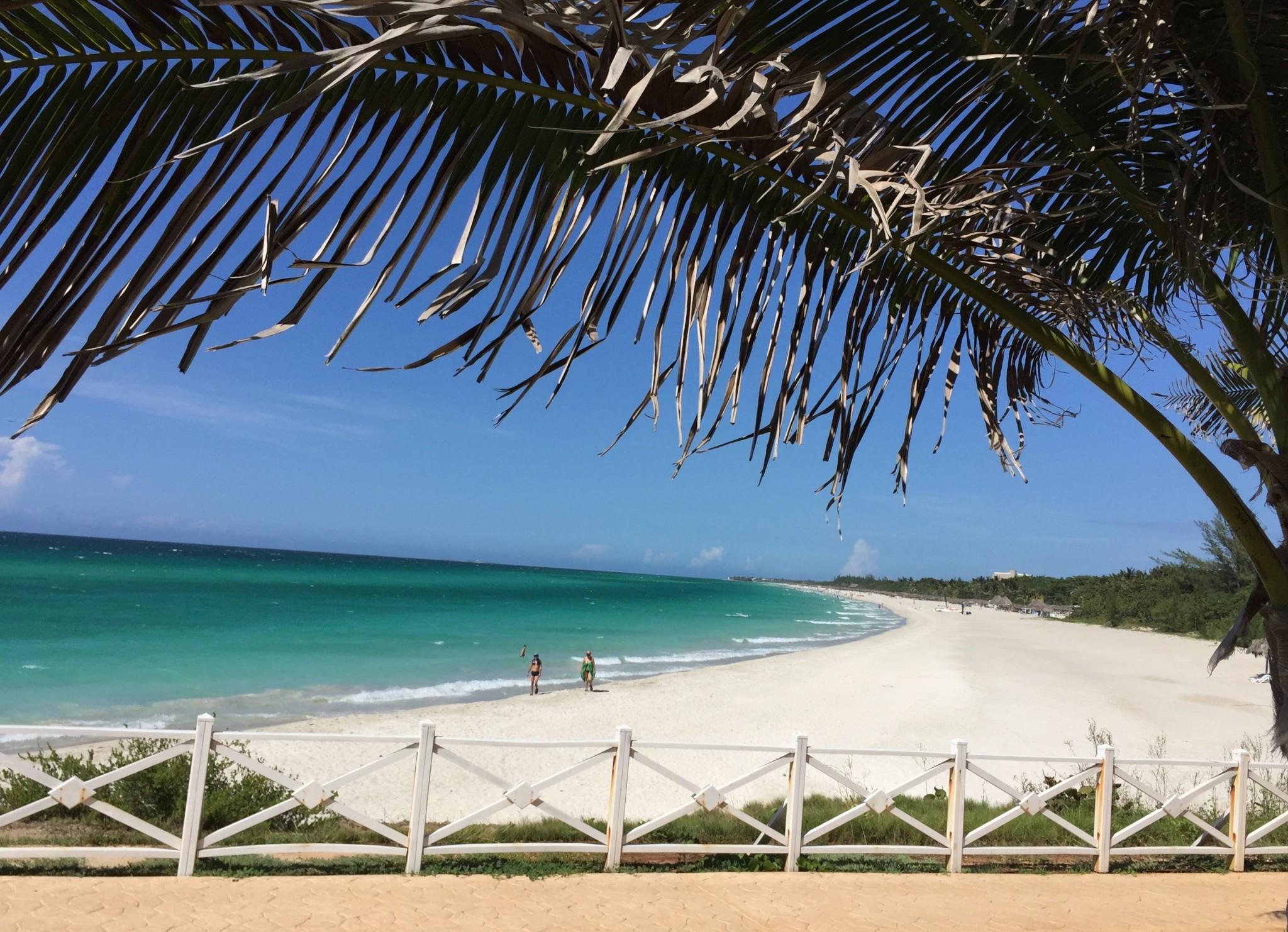 Kuba - Strand Varadero