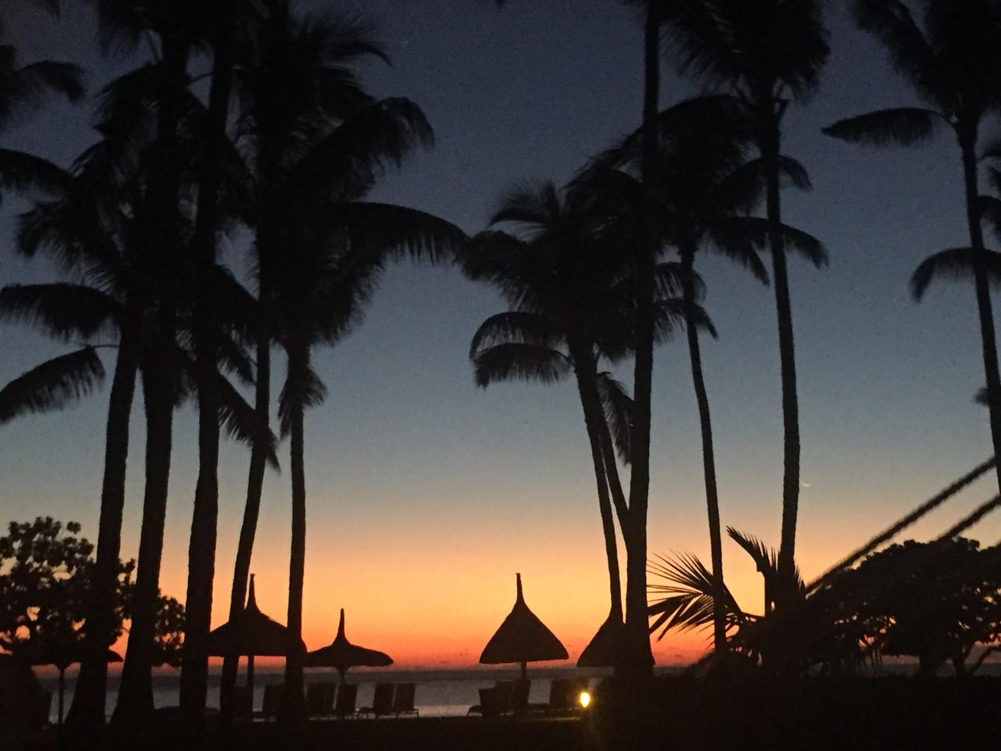 Mauritius-Abendstimmung-Le Pirogue-bk-IMG_2974